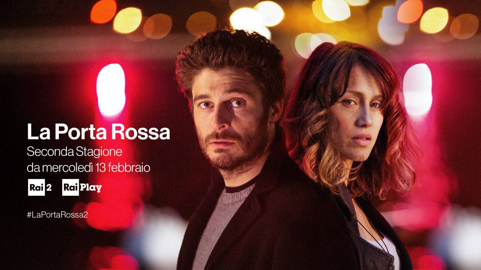 La Porta Rossa 2 Comes Back the 13th of February on RAI